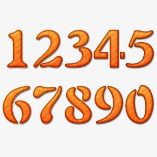 数字字体设计