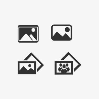 相册图标网站图标app图标