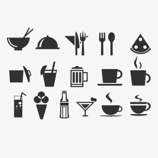 app图标网页图标餐饮图标饮料图标