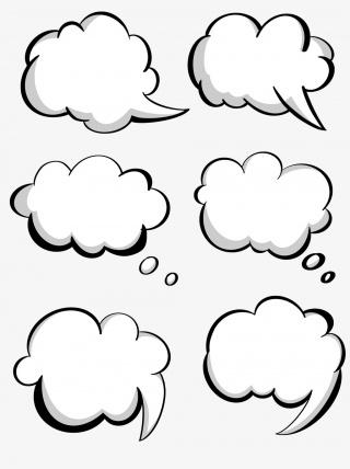 爆炸云孟菲斯对话框气泡