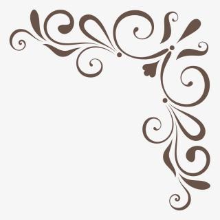 欧式复古边框纹理