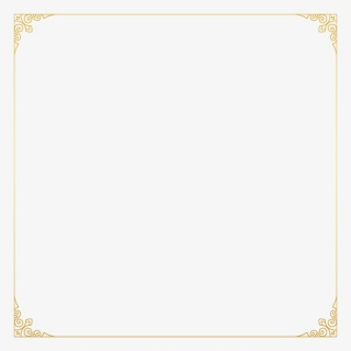 欧式花纹金色边框