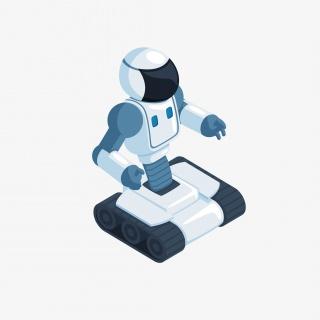 2.5D人工智能初代机器人