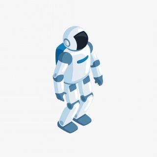 2.5D人工智能二代机器人