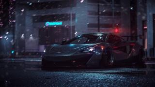 全新迈凯轮GT汽车高清壁纸