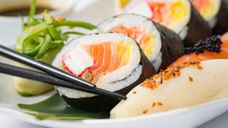 精致美食寿司唯美高清桌面壁纸