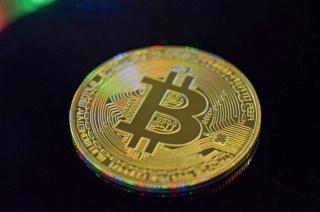 加密货币比特币图片