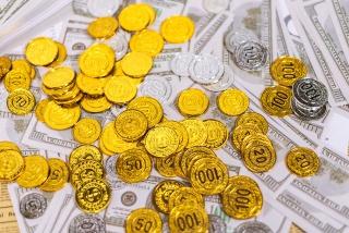 理财投资金币管理储蓄