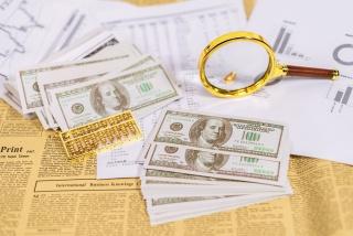 金融服务商业理财寻找投资