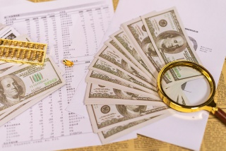 金融商业风格高清背景