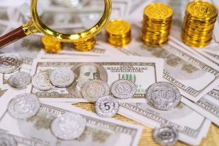 金币银币投资理财金融储蓄