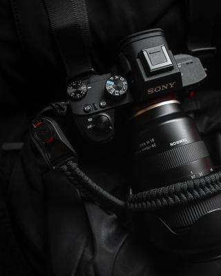 索尼专业级相机图片