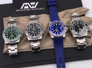 劳力士品牌手表图片