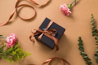母亲节礼盒实拍图