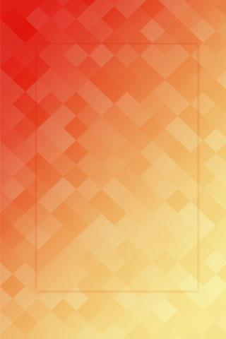 暖色调几何拼接渐变拼色海报背景