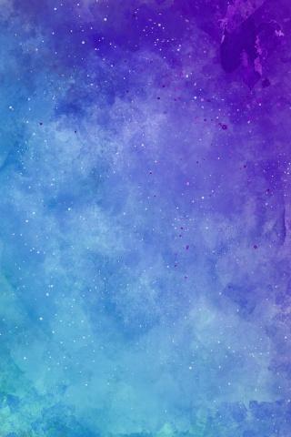 彩色梦幻天空背景素材