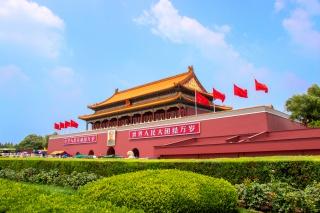 天安门城楼高清图片