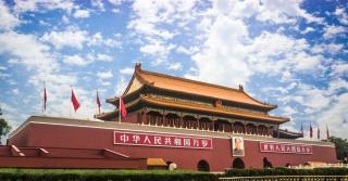 北京天安门广场摄影图