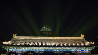 紫禁城上元之夜故宫夜景灯光秀图片