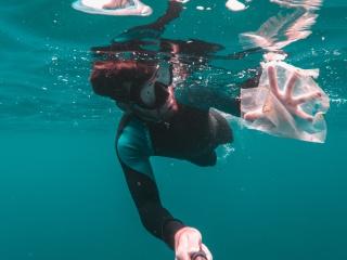 海底潜水高清照片